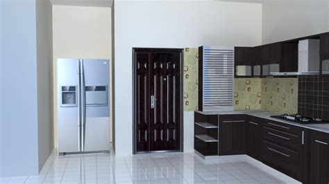 Designer Kitchen Tiles Modular Kitchen Pathankot Modular Kitchen Accessories