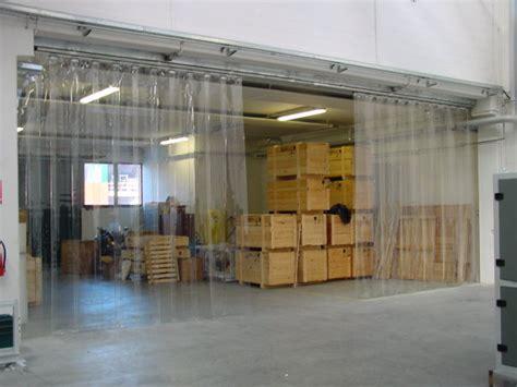 tende industriali tende a strisce in pvc cv sas manutenzione portoni e