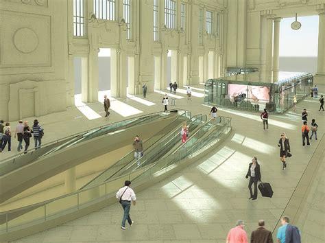 galleria delle carrozze stazione centrale la nuova centrale con moda e bistrot restauri da 50