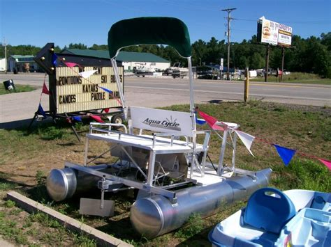 aqua cycle paddle boat for sale aqua cycle 15 and more for sale in wautoma wi 54982