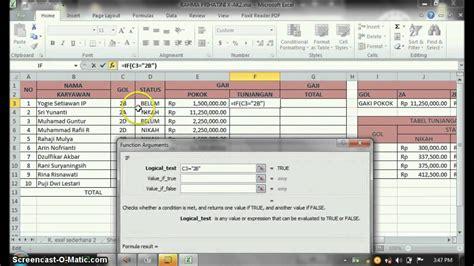 tutorial vlookup dan hlookup pdf tutorial cara menggunakan hlookup vlookup dan if youtube