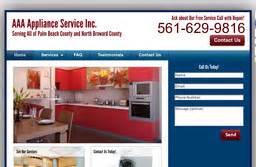 palm beach appliance repair 561 aaa appliance service inc in west palm beach fl 561 689 8885 appliance dealers cmac ws