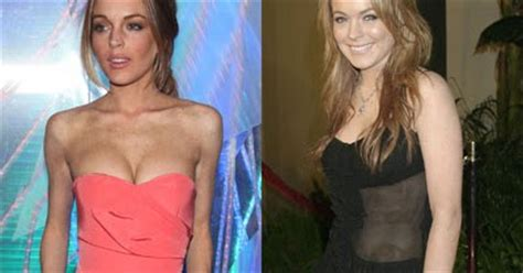 chatter busy lindsay lohan weight