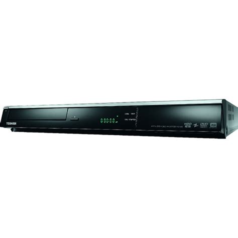 Harddisk Recorder Discontinued Toshiba Rd100dt Dvd Disk Recorder With