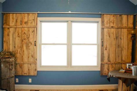 40 Best Barn Doors Images On Pinterest Home Ideas Barn Door Window Covering