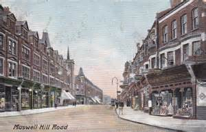 Small Spaces Pre 1947 Images Muswell Hill Amp Fortis Green Association
