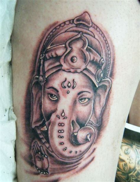 ganesh elephant tattoo designs ganesh tattoos