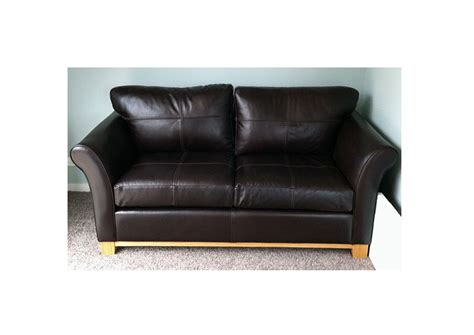 Barcelona Leather Sofa Barcelona Settee Redfurniture Co Nz