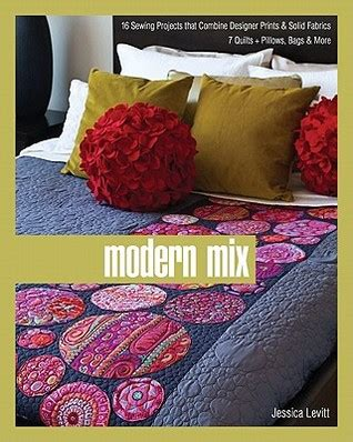 modern mix  sewing projects  combine designer