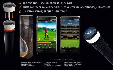3bays gsa pro golf swing analyser 3bays gsa pro golf swing analyzer for android 28 images
