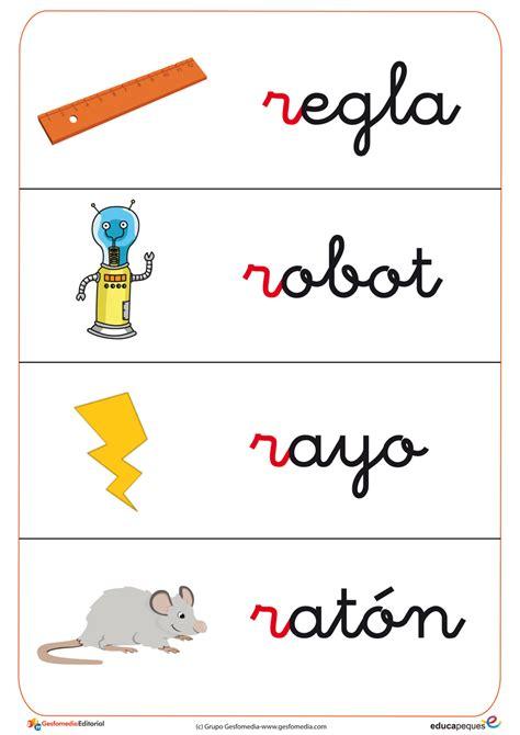imagenes que empiecen con la letra r a color la casita de la logopedia vocabulario en im 225 genes