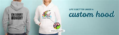 design din egen hoodie personalised hoodies design your own spreadshirt