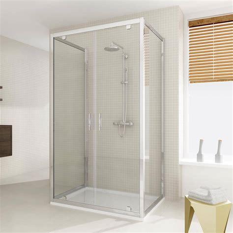 modelli box doccia modello box doccia a 3 lati doppia porta a battente h185