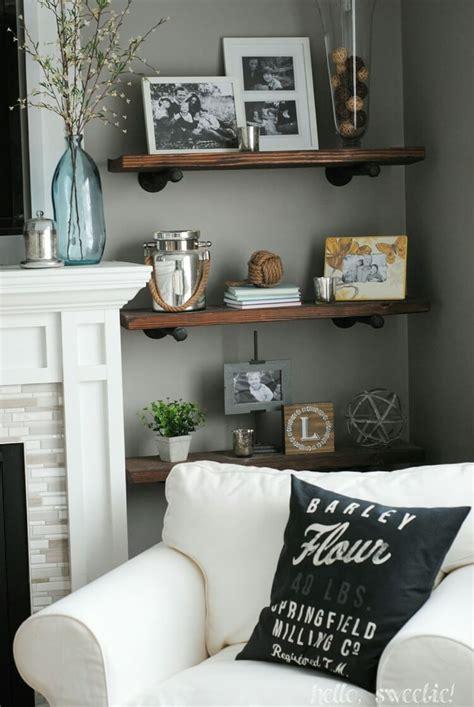 shelving ideas for room 26 best farmhouse shelf decor ideas and designs for 2019