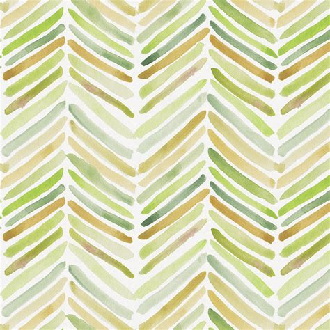 bedding fabric green painted chevron fabric by the yard green fabric