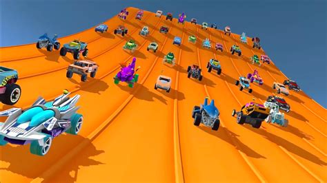 Hotwheels Wheels wheels race brings your favorite cars to your