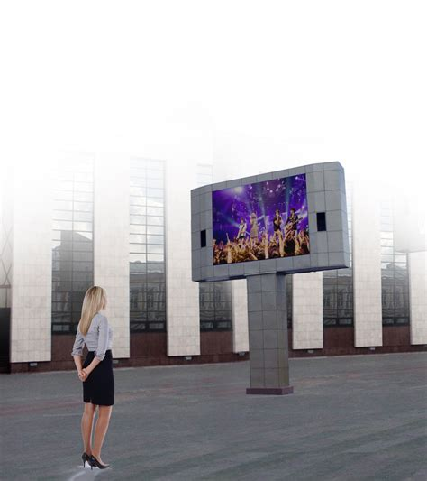 Led Outdoor Display Intermedia Touch Now Distributes Outdoor Led Displays Intermedia Touch