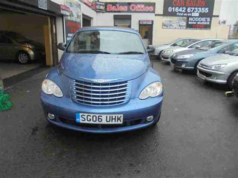 electronic stability control 2006 chrysler pt cruiser auto manual chrysler pt cruiser 2 4 rhd auto limited car for sale