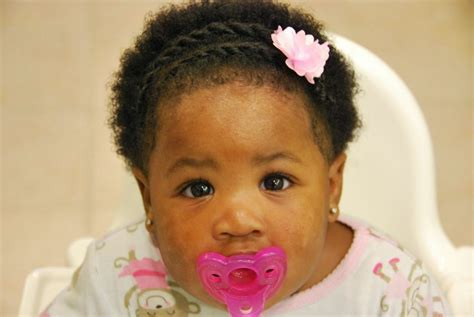 Black Baby Girl Hairstyles For Short Hair   HairStyles