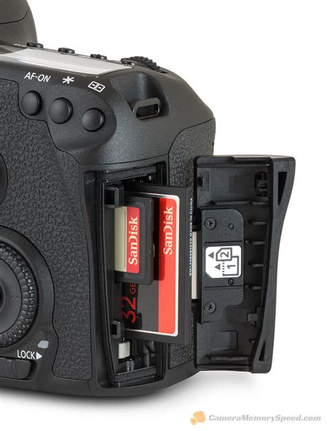 Memory Card Canon 7d canon 7d ii fastest sd cf card comparison write speed and continuous tests