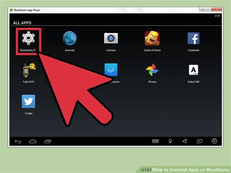 bluestacks keyboard shortcuts how to uninstall apps on bluestacks 12 steps with pictures