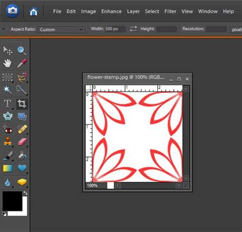 layout photoshop elements photoshop elements tutorial designing repeat patterns