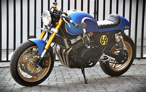 Motor Cb 400 Sf studio motor custom bike let s do the ton honda cb400 superfour 98