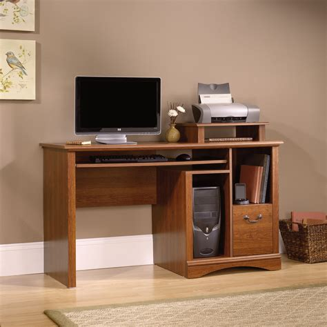 Computer Desk by Camden County Computer Desk 101730 Sauder