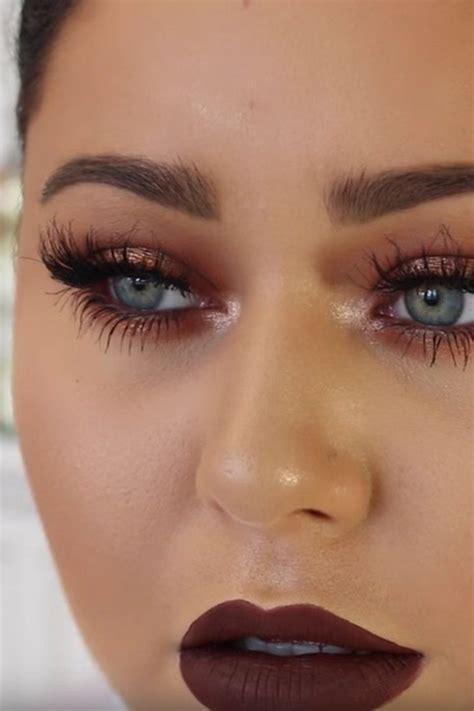 1000 images about makeup on pinterest lorraine makeup 1000 id 233 es sur le th 232 me rose gold eyeshadow sur pinterest