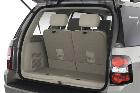 ford explorer trunk space 2010 ford explorer reviews and rating motor trend