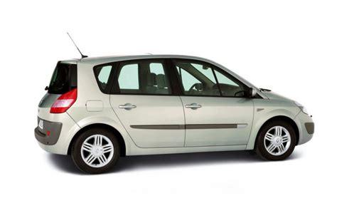 renault minivan renault scenic minivan mpv 2003 2006 reviews