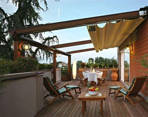 terrazzo copertura copertura terrazzi piante da terrazzo come realizzare