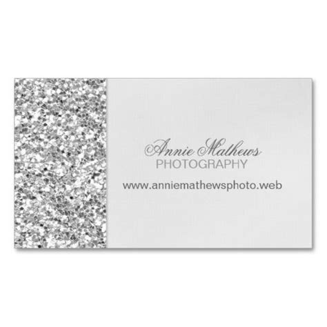 silver foil business card template 292 best silver metallic business card templates images on