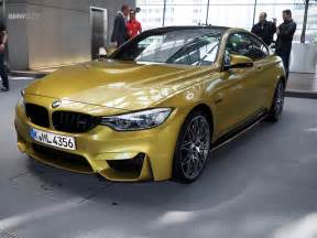 Bmw M4 Competition Package Bmw M4 Competition Package Gets M Performance Parts As Well