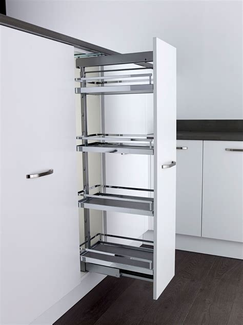 larder section larder pull out kesseb 246 hmer style larder pull out w