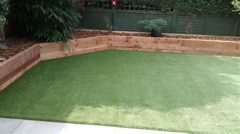Sleepers For by Dixons Landscapes Lawn And Sleepers Dixons Landscapes