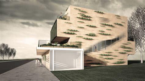 fassade material smart material house fassade sonderbauten baunetz wissen