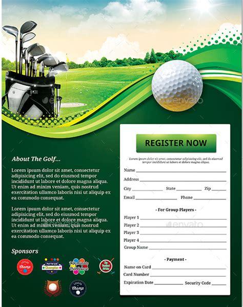 22 Golf Flyer Templates Free Psd Ai Eps Format Download Free Premium Templates Free Golf Brochure Templates