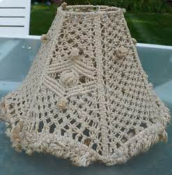 mid century macrame l shade from looluus on ruby