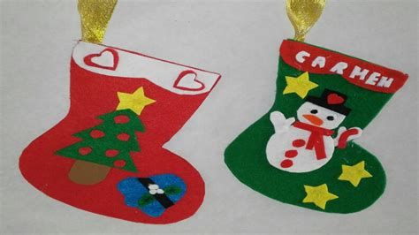botas de papel para navidad como hacer botas de navidad adornos navide 241 os manualidades