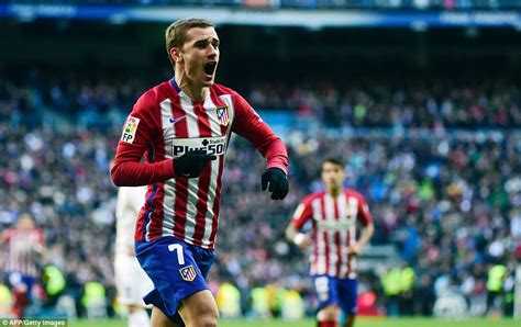 atletico madrid real madrid 0 1 atletico madrid antoine griezmann leaves