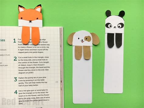 bookmark themes dog bookmark cute bookmark ideas red ted art s blog