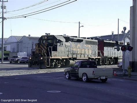 pictorial tour of modern railroading in santa county