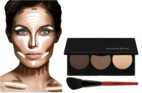 Contour 9558 I Make Up Contour Pallete Box T3009 2 wakeup your makeup the of contouring bellabox