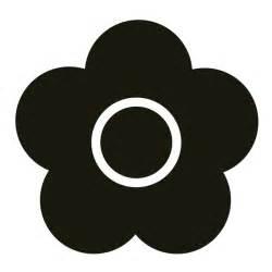 Pixels black black daisy mary quant lz awesome vintage shout vintage