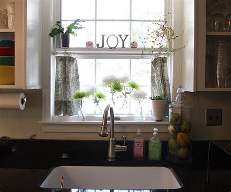 cute kitchen window curtains kitchen sink curtains with the little shelf so cute