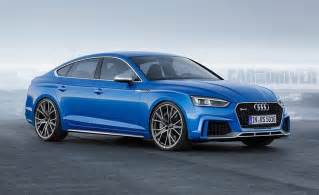 Audi Cars The 2018 Audi Rs5 Is A Car Worth Waiting For Feature