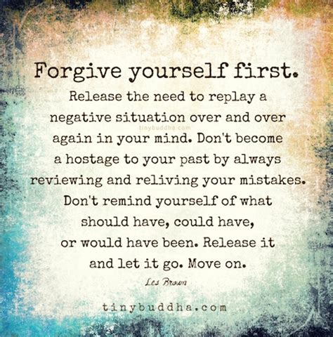 living free letting go to restore and courageously books forgive yourself tiny buddha