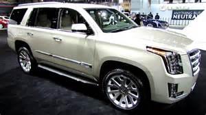Perl Chevrolet New Cadillac Escalade 2016 Platinum
