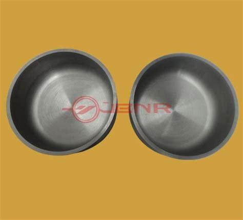 W Wolfram tungsten crucible liners tungsten liner tungsten crucible